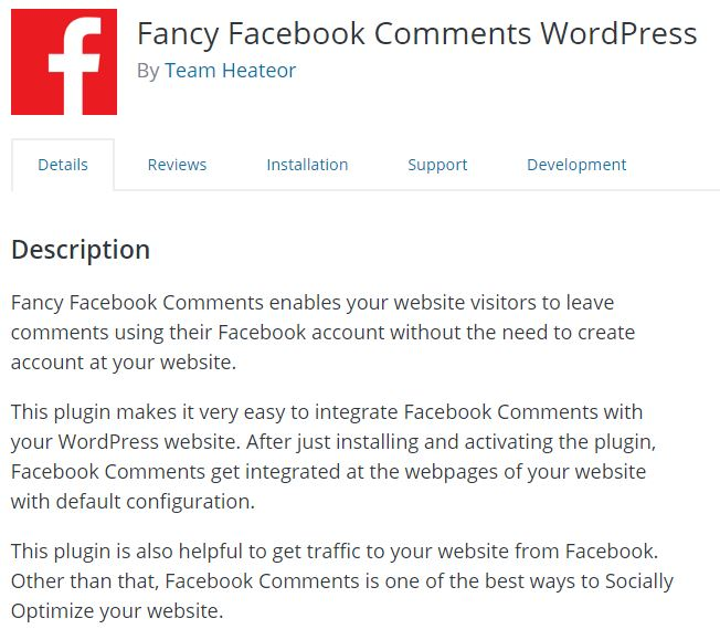 fancy-facebook-comments-plugin-easy-to-use