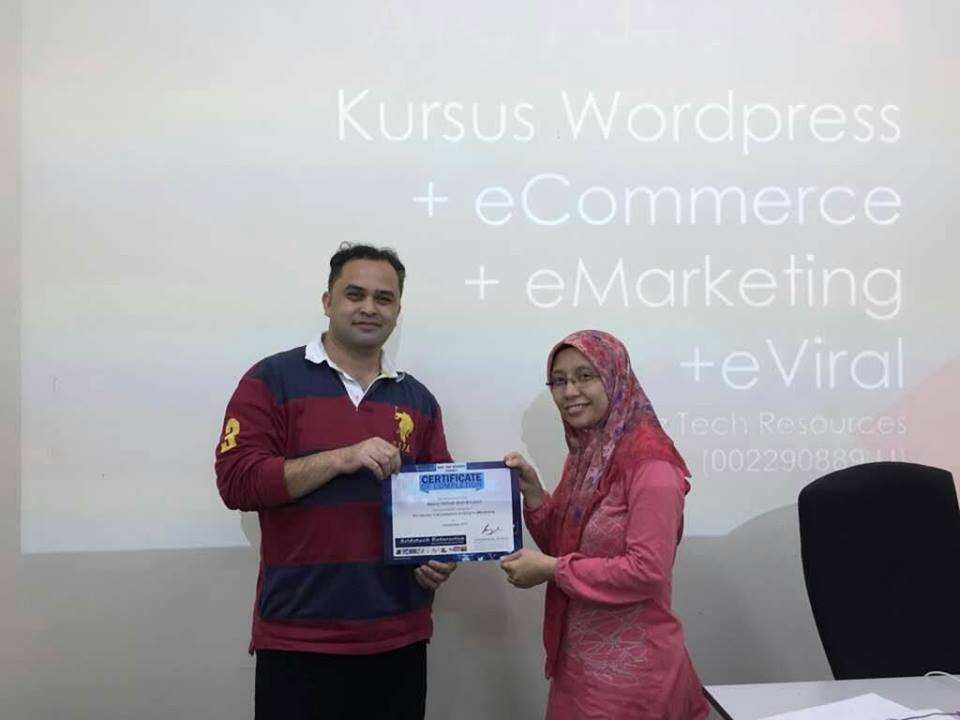kursus-wordpress-ecommerce-eviral-emarketing-pembinaan-website-internet-usahawan-entrepreneur