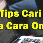 Tips Cari Kerja Cara Online Untuk Pencari Kerja