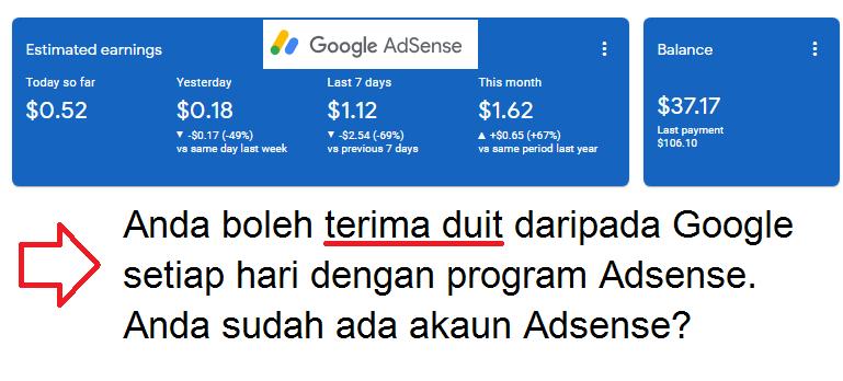 adsense-jana-pendapatan-buat-duit-google-income-online