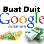 Bagaimana Nak Buat Duit Secara Percuma Dengan Google Adsense?