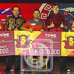 Sudahkah Anda Mengetahui Siapa Pemenang RM 1 Juta Toneexcel?