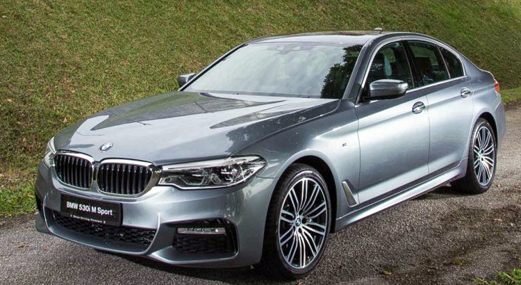 2017-BMW-G30-5-Series-CKD-Launched-in-Malaysia-harga-bmw-sebelum-selepas-gst
