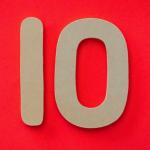 Anda Boleh Berjaya Jika Menguasai The Power of 10